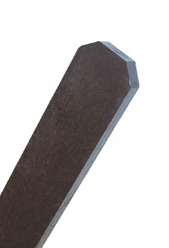 Plotovka 78x21x800 mm s tříhrannou hlavou