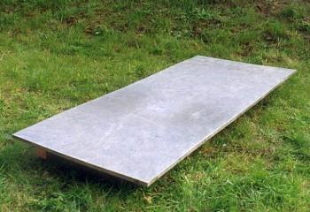 Deska hladká 800x20x2000 mm, šedá